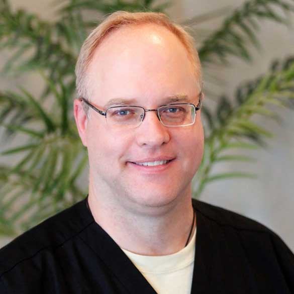 chuck dewild, oral surgeon